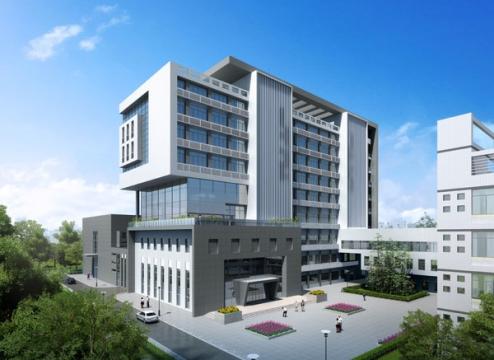 武汉工业大学实验大楼